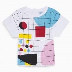 Funny Game - T-shirt blanc...