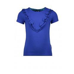 Prévente - StarStruck - T-shirt à volants bleu princesse