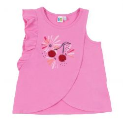 Prévente - Sorbet et Coquelicot - Camisole rose