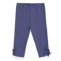 Prévente - Sorbet et Coquelicot - Legging 3/4 bleu denim