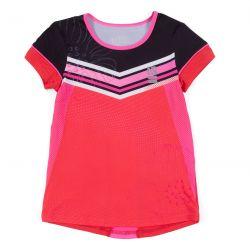 Prévente - Rétro-Active - T-shirt rouge et noir