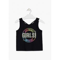 Prévente - Girls - Camisole noire