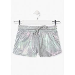 Prévente - Purple - Short gris iridescent