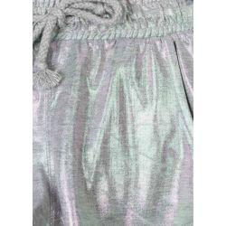 Prévente - Purple - Short gris iridescent