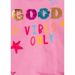 Prévente - Happy Day - Camisole rose