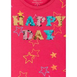 Prévente - Happy Day - T-shirt fraise