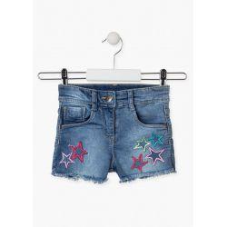 Prévente - Happy Day - Short en jeans stretch