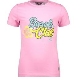 Paradise - T-shirt rose