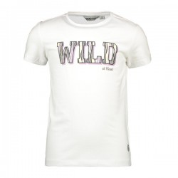 Zebra - T-shirt blanc