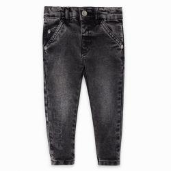 Prévente - Eco Club - pantalon en denim gris