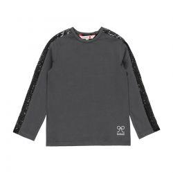 Prévente - Basic - T-shirt uni anthracite