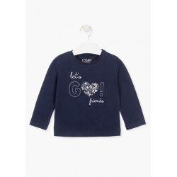 Prévente - Countryside - t-shirt marine clair
