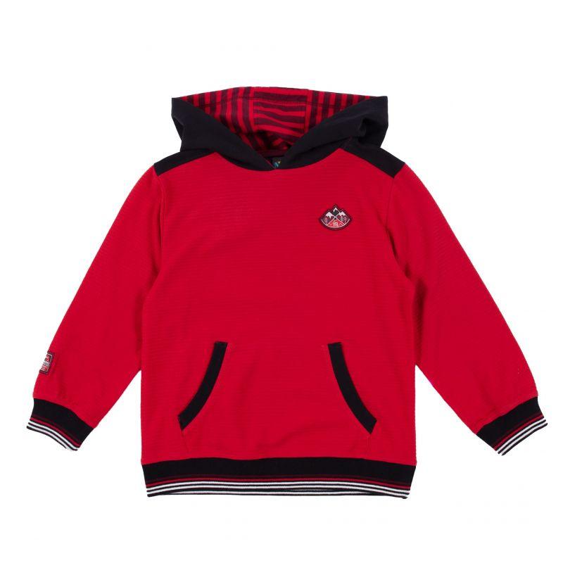 Sweatshirt rouge