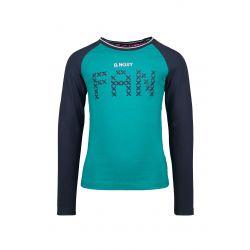 B.Fantastic - T-shirt fanfare avec manches raglan