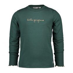 Prévente - Glow - T-shirt vert bouteille