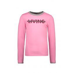 Prévente - B.Trendy - T-shirt sorbet Living