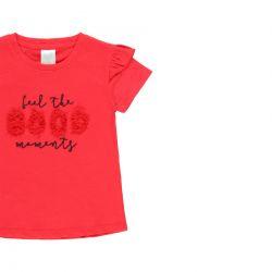 Prévente - Preppy by the Sea - T-shirt rouge