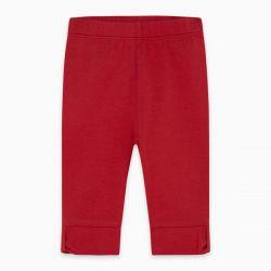 Prévente - Basic- Legging capri rouge