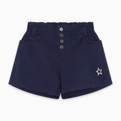 Prévente - Basic - Short en twill marine