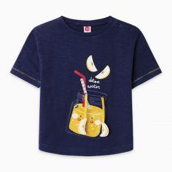 Prévente - Detox Time - T-shirt marine