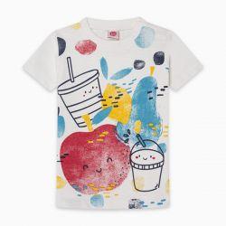 Prévente - Detox Time - T-shirt blanc