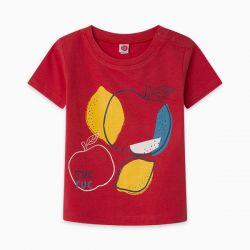 Prévente - Detox Time - T-shirt rouge