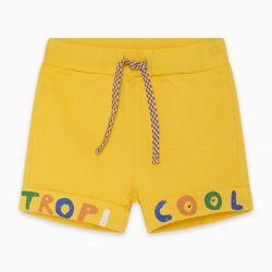 Prévente - Tropicool - Bermuda jaune