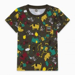 Prévente - Zanzibar - T-shirt imprimé