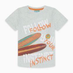 Prévente - Just Surf - T-shirt gris