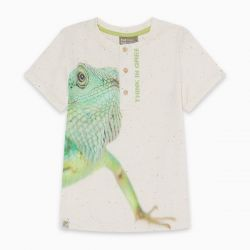 Prévente - Raw Cotton - T-shirt écru