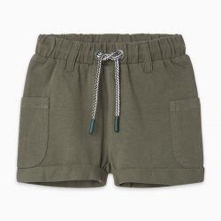 Prévente - Basic - Bermuda kaki