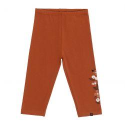 Prévente - Esprit Bohémien - Legging capri ambre