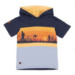 Prévente - Désert du Nevada - T-shirt à capuchon