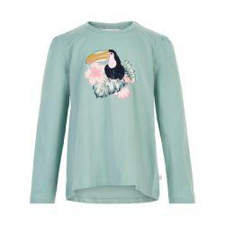 Prévente - Minymo - T-shirt blue surf