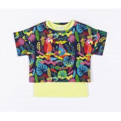 Prévente - Jungle Mission - T-shirt imprimé superposé