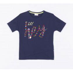 Prévente - Say Hey - T-shirt marine