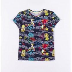 Prévente - Say Hey - T-shirt marine imprimé