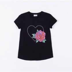 Prévente - Girl's Can - T-shirt noir