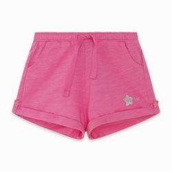 Prévente - Basic - Short en jersey fuschia