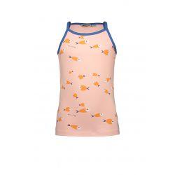 Prévente - Sunkissed - Camisole rose blush imprimée