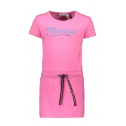 Prévente - Summer Love - Robe rose néon
