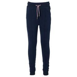 Pantalon en coton français dark blue