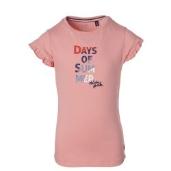T-shirt shell pink