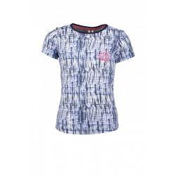 Prévente - B.Fun - T-shirt space blue tie dye