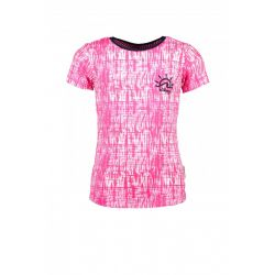 Prévente - B.Fun - T-shirt beetroot tie dye