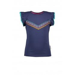 B.Curious - T-shirt space blue