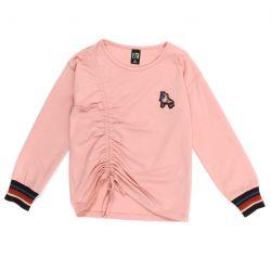 Prévente - Ça Roule - T-shirt rose