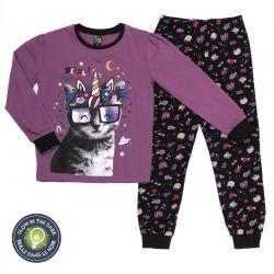Prévente - Pyjama mauve