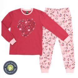 Prévente - Pyjama corail