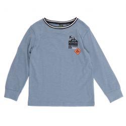 Prévente - Haute Altitude - T-shirt bleu